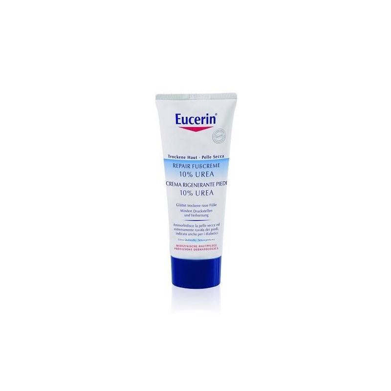 Eucerin Urea 10% Crema Rigenerante Piedi 100 ml