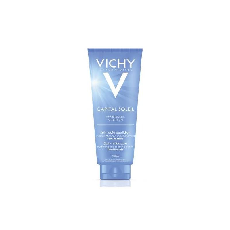 Vichy Ideal Soleil Latte Dopo Sole Lenitivo Viso e Corpo 300 ml