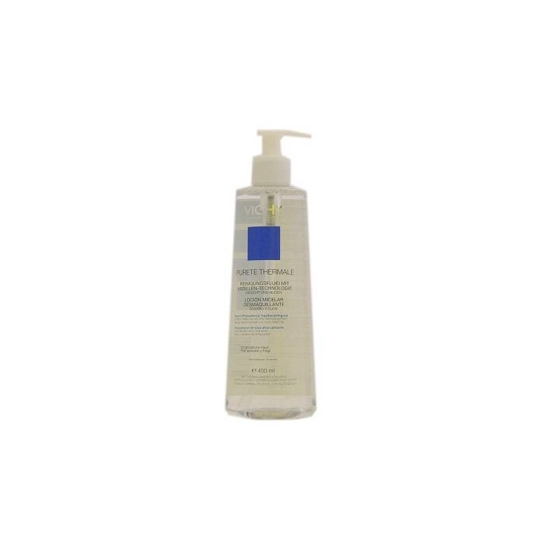 Vichy Pureté Thermale 3in1 Soluzione Micellare Struccante 400 ml