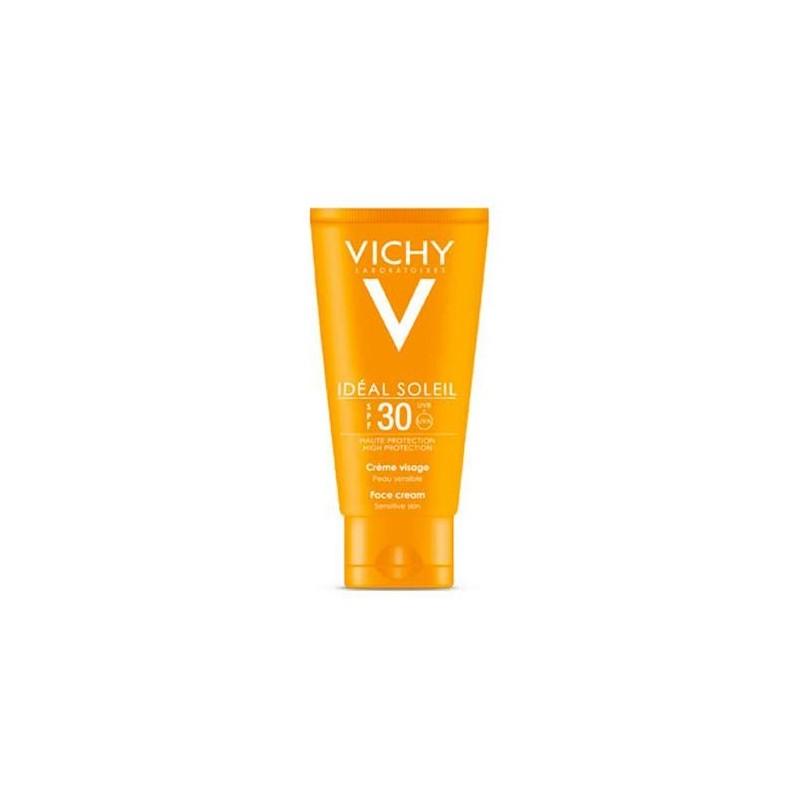 Vichy Capital Soleil Crema Solare Viso SPF 30 Protezione Alta 50 ml