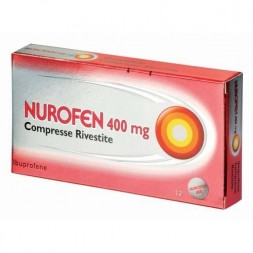 Nurofen 12 Compresse rivestite 400 mg