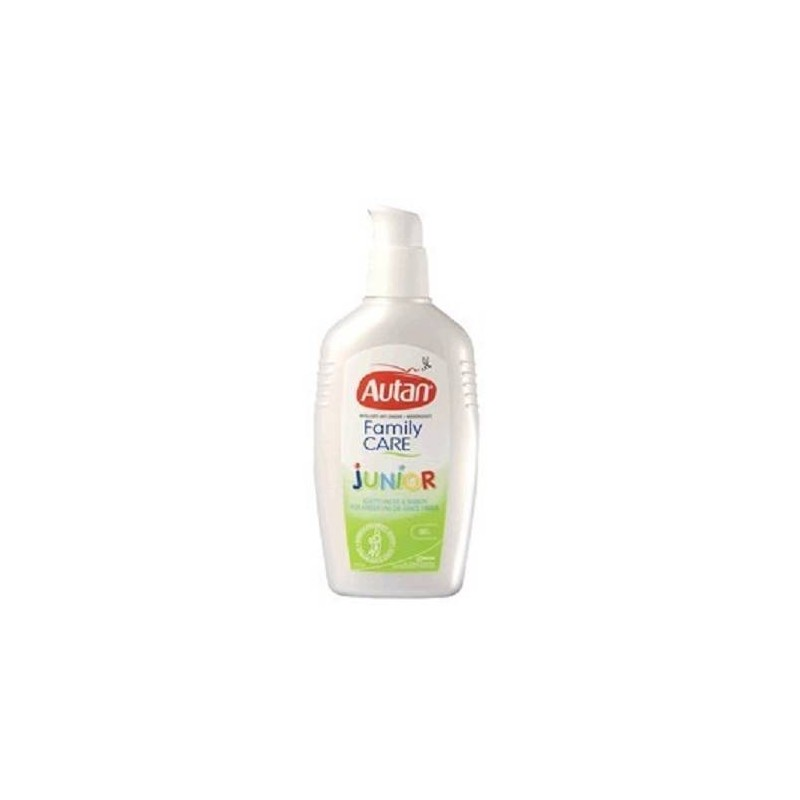 Autan Family Care Junior Gel Repellente Insetti 100 ml