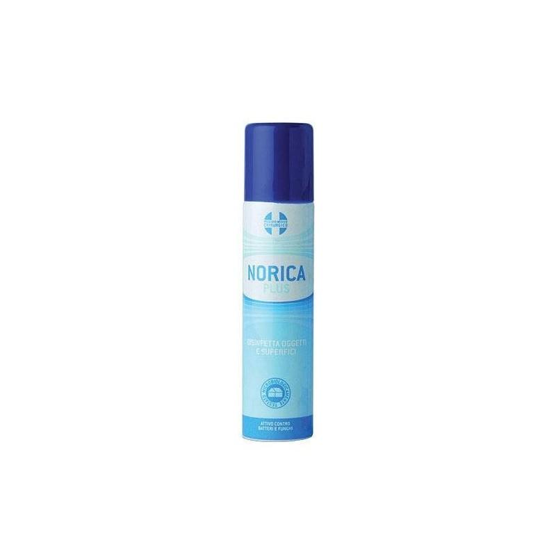 Norica Plus Disinfettante Spray Per Oggetti e Superfici 300 ml