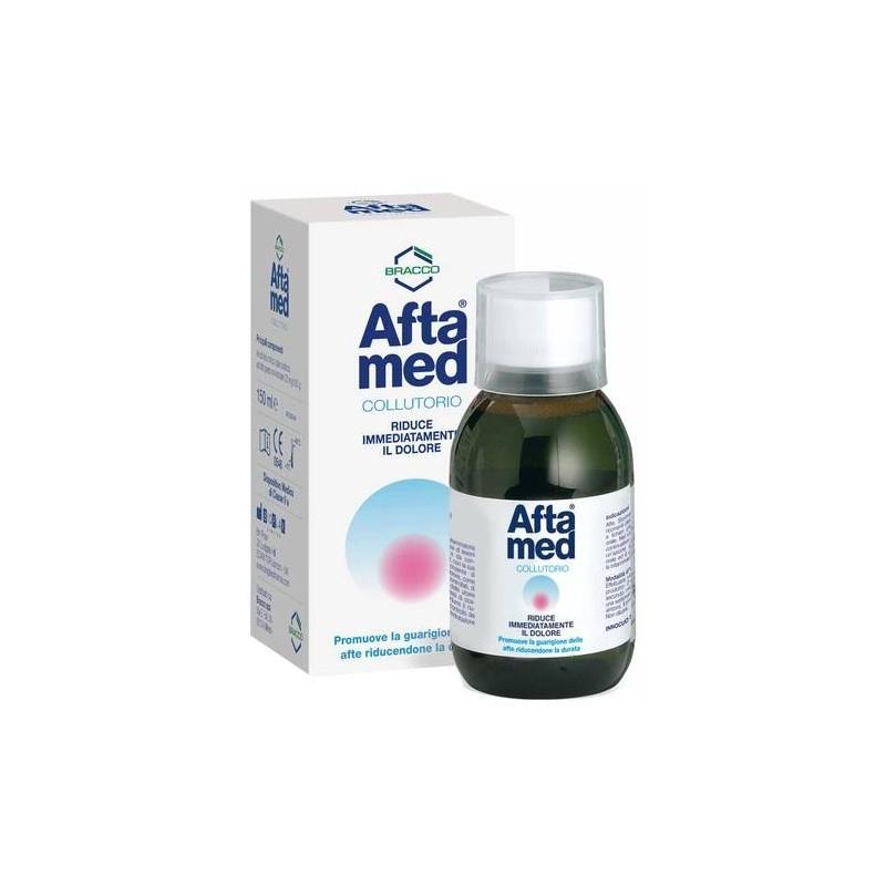 Aftamed Collutorio Anti Afte Senza Alcool 150 ml
