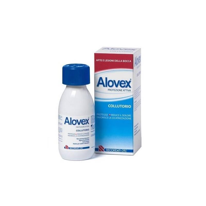 Alovex Protezione Attiva Colluttorio Anti Afte 120 ml