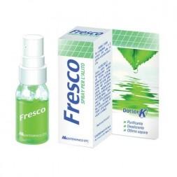 Fresco Spray Per l'Alito Fresco Trattamento Anti-alitosi 15 ml