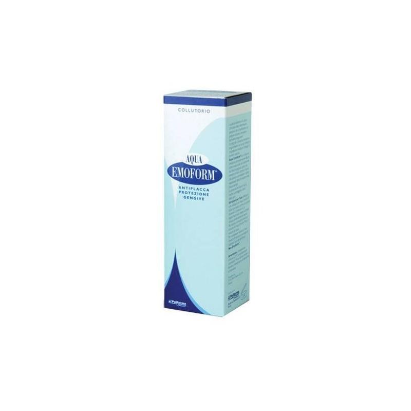 Aqua Emoform Collutorio Anti Placca Protezione Gengivale 300 ml