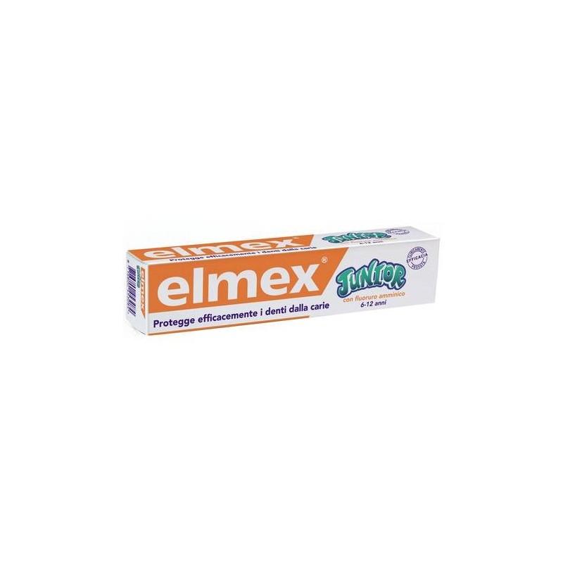 Elmex Junior Dentifricio Bambini 6-12 anni 75 ml