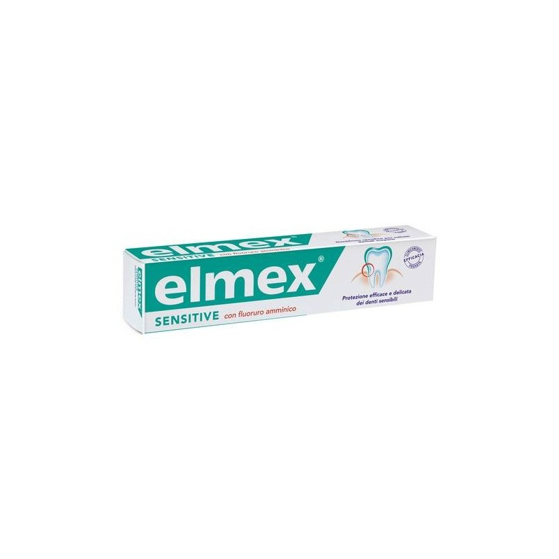 Elmex Sensitive Plus Dentifricio 75 ml