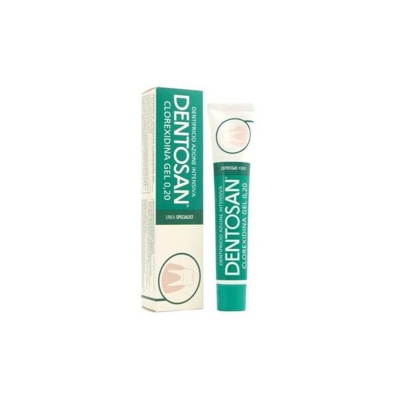 Dentosan Specialist Dentifricio 0,2% Clorexidina Trattamento Intensivo 75 ml