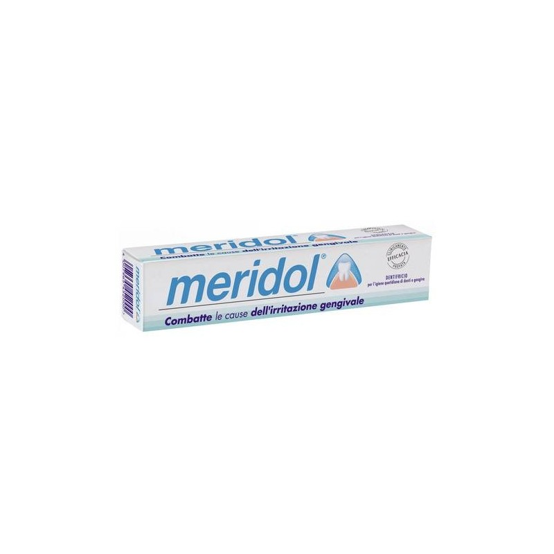 Meridol Dentifricio Protezione Gengive Infiammate 75 ml