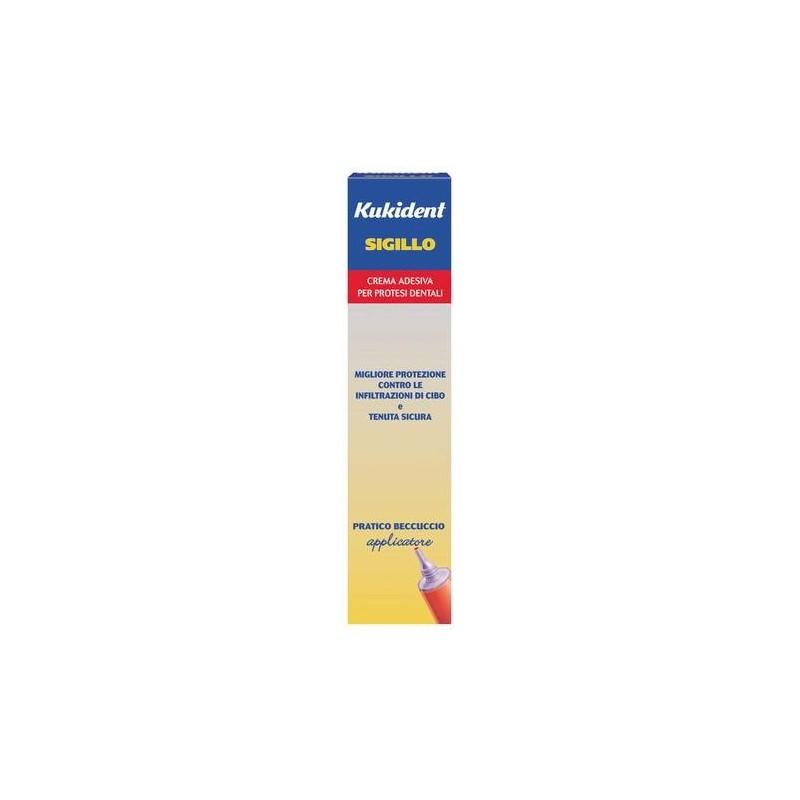 Kukident Sigillo Crema Adesiva Protesi Dentali 40g