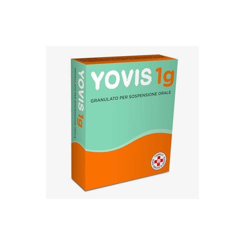 Yovis Granulato 10 Bustine 1 gr