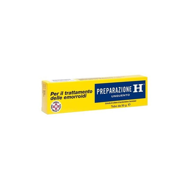 Preparazione H 1,08% Emorroidi Unguento 50 gr