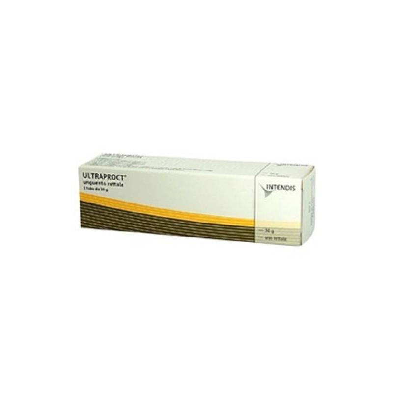 Ultraproct Fluocortolone Emorroidi Unguento Rettale 30 gr