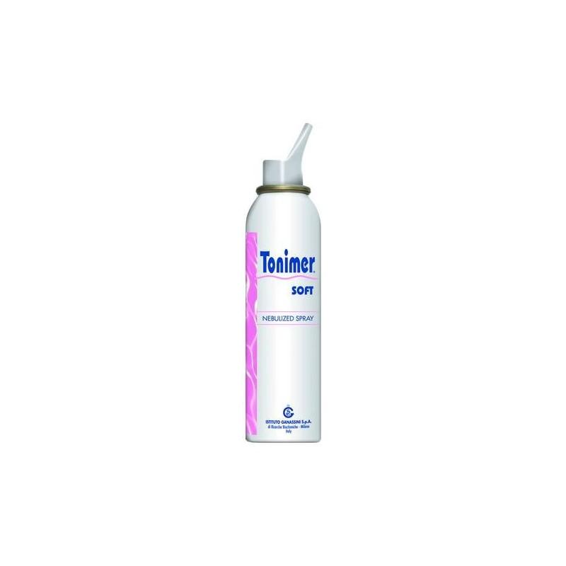 Tonimer Spray Getto Soft Decongestionante Nasale 125 ml