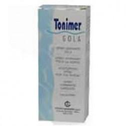 Tonimer Gola Spray Idratante Gola 15 ml