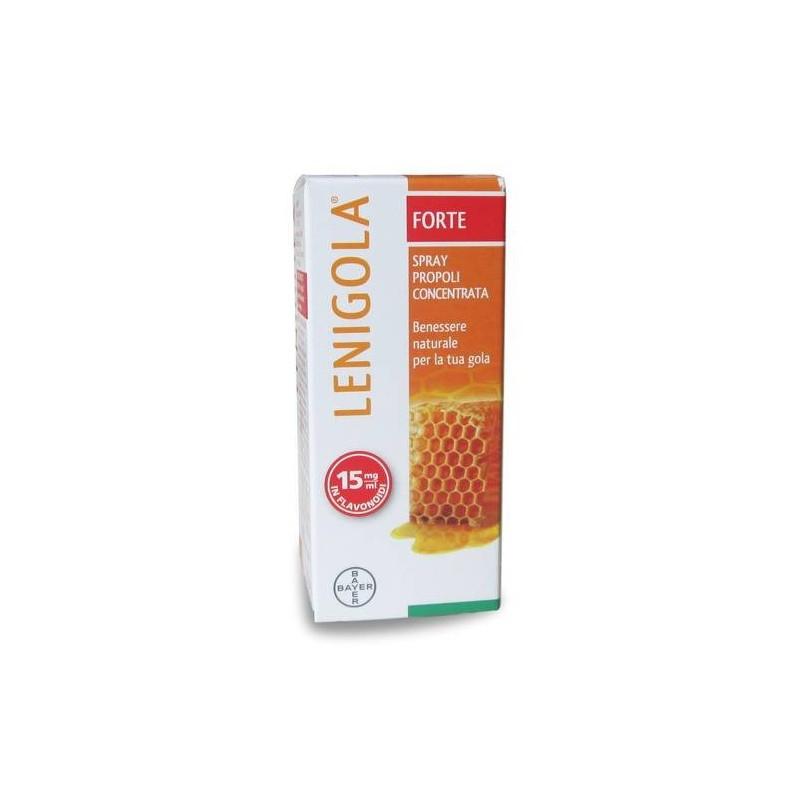 Bayer - Lenigola Spray Forte Mal Di Gola 20 ml