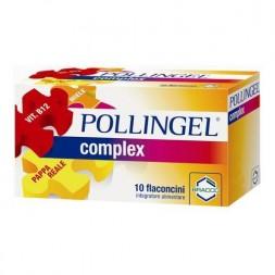 Pollingel Complex Integratore Pappa Reale 10 Flaconcini