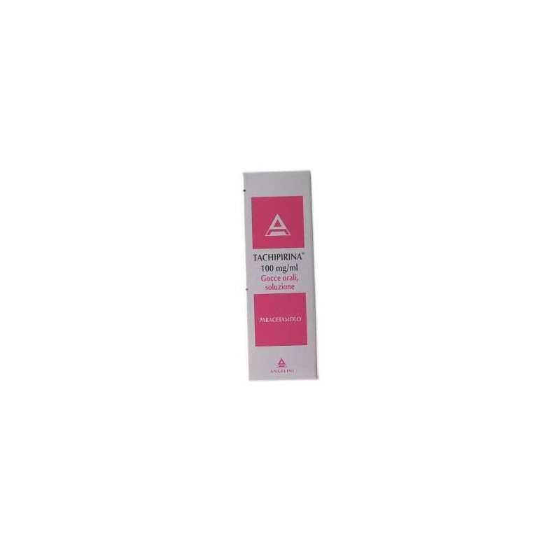 Tachipirina Bambini Gocce Orali 100 mg/ml Paracetamolo 30 ml