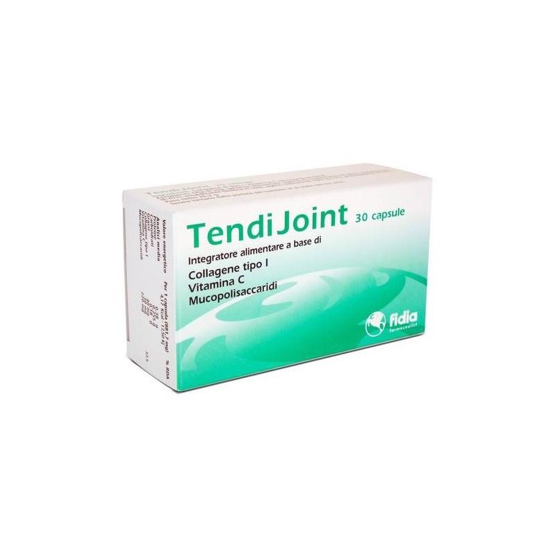CartiJoint TendiJoint Integratore Tendini 30 Capsule