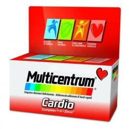 Multicentrum Cardio Integratore Multivitaminico Multiminerale 60 Compresse