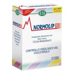 Esi Normolip 5 Controlla Il Colesterolo 60 Capsule OFS