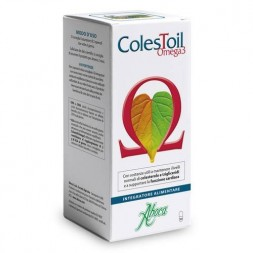 Aboca Colestoil Omega 3 Integratore Colesterolo 100 Opercoli