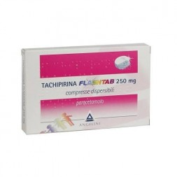 Tachipirina Flashtab 12 Compresse 250 mg