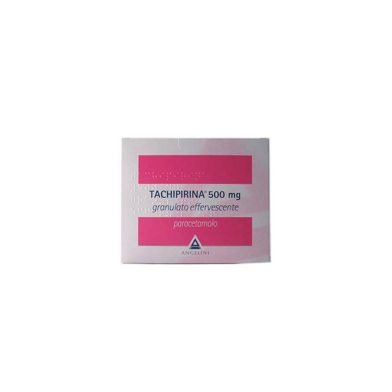 Tachipirina Granulato Effervescente 500 mg Paracetamolo 20 Bustine