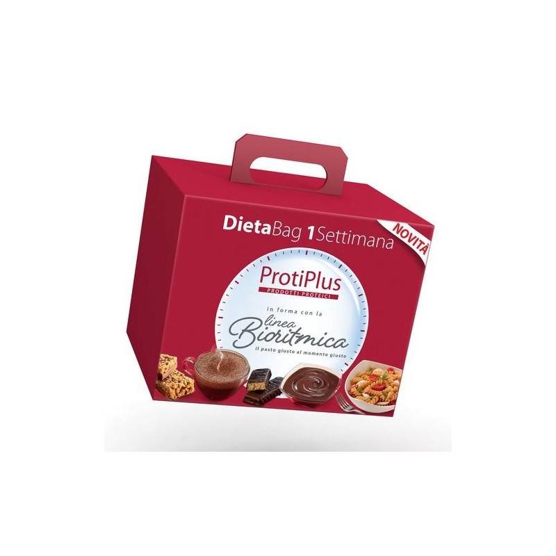Protiplus Dieta Bag Linea Bioritmica Trattamento Dimagrante