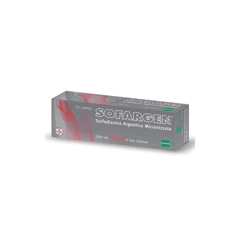 Sofargen Crema 120 gr 1%