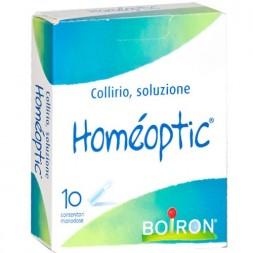 Boiron Homeoptic collirio monodose 10 flaconi