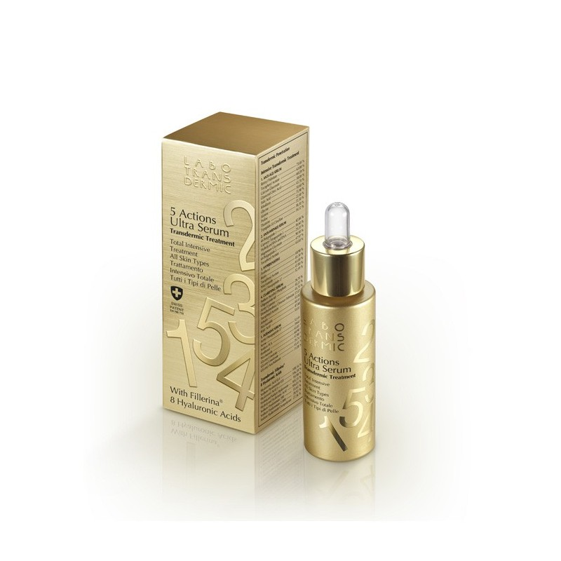 Labo 5 Actions Ultra Serum