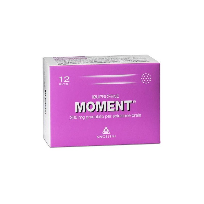 Moment Granulato 12 bustine 200 mg