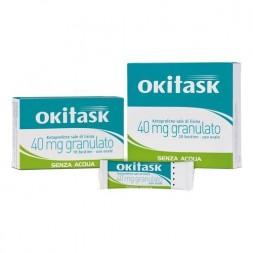Okitask 40 mg Ketoprofene Sale di Lisina 20 Bustine