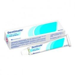 Dentinale Pasta Gengivale Bambini 0,5% + 0,5% Amilocaina Sodio Benzoato 25g