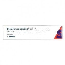 Diclofenac Sandoz 50 Gr 1%