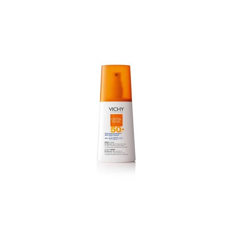 Vichy Capital Soleil Latte Solare Spray Corpo SPF 30 Protezione Alta 200 ml
