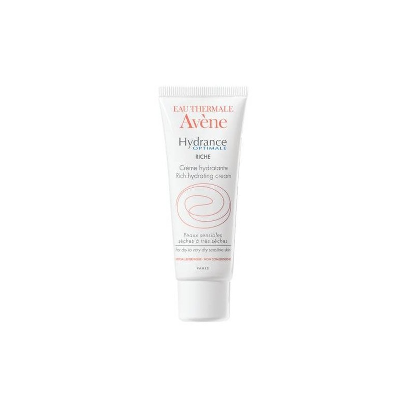 Avène Hydrance Crema Optimale Idratante Ricca 40 ml