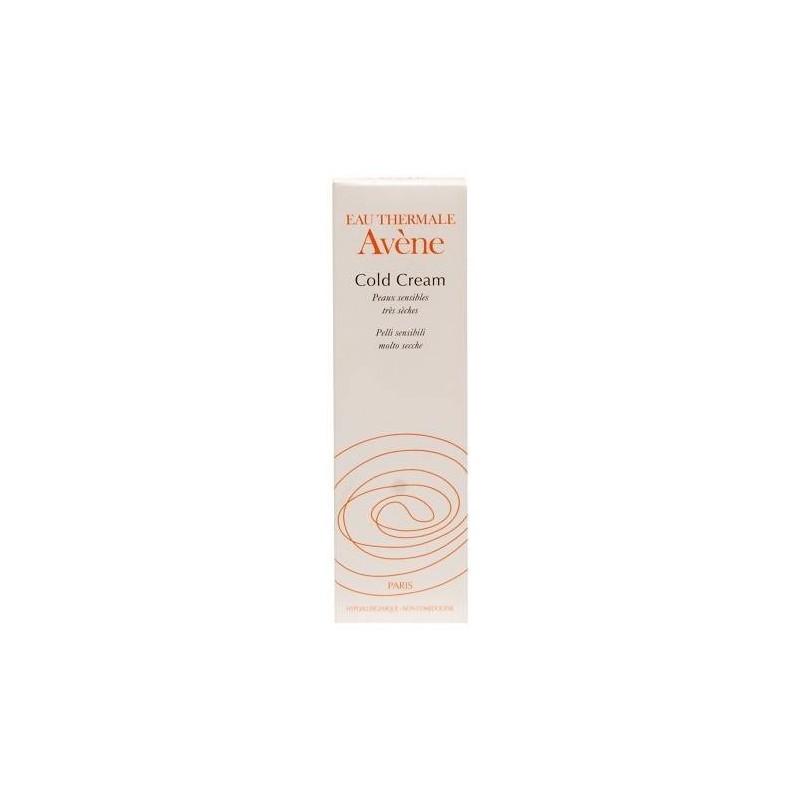 Avene Cold Cream Pelli Sensibili Crema Idratante Viso 40 ml