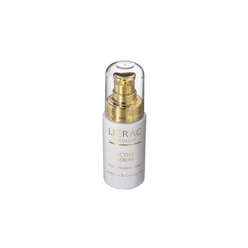 Lierac Exclusive Active Serum Siero Ristrutturante Antirughe 30 ml