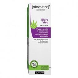 Zuccari Aloevera2 Siero Viso Antiage 30 ml
