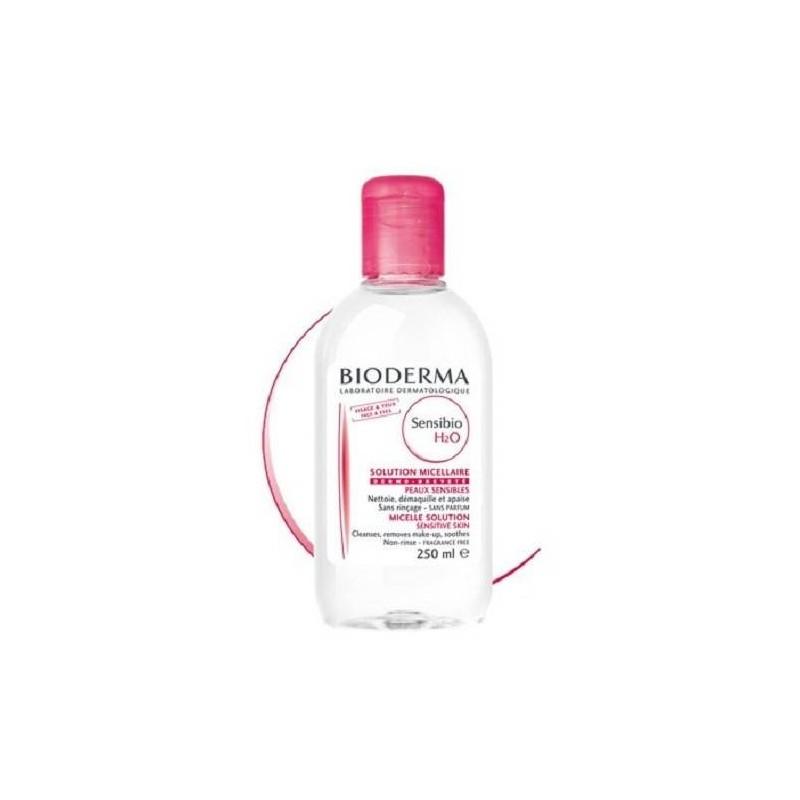 Bioderma Sensibio H2O Soluzione Micellare Detergente Per Pelle Sensibile 250 ml