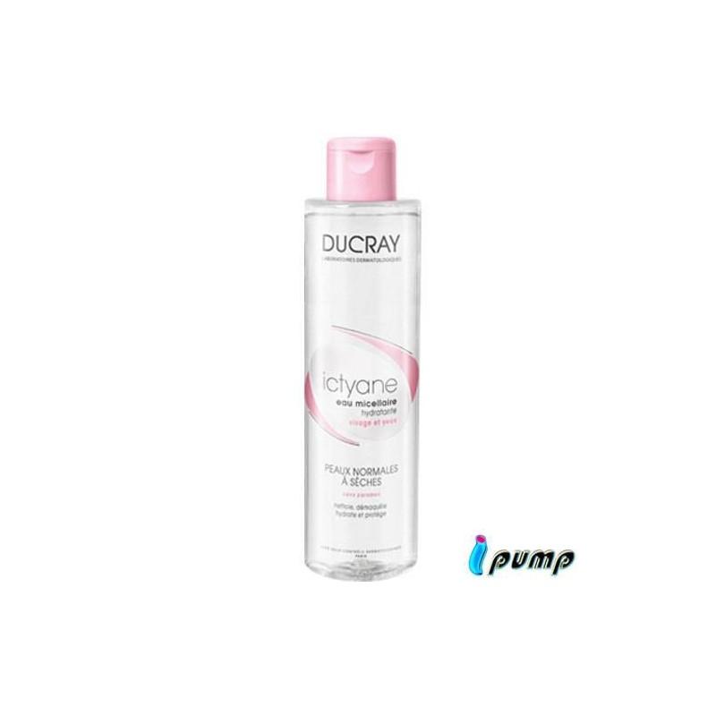 Ducray Ictyane Acqua Micellare Struccante Viso 200 ml