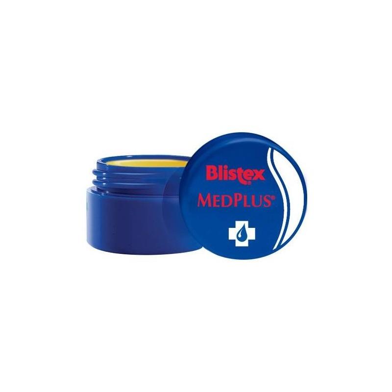 Blistex MedPlus Unguento Idratante Labbra Danneggiate Vasetto 7g