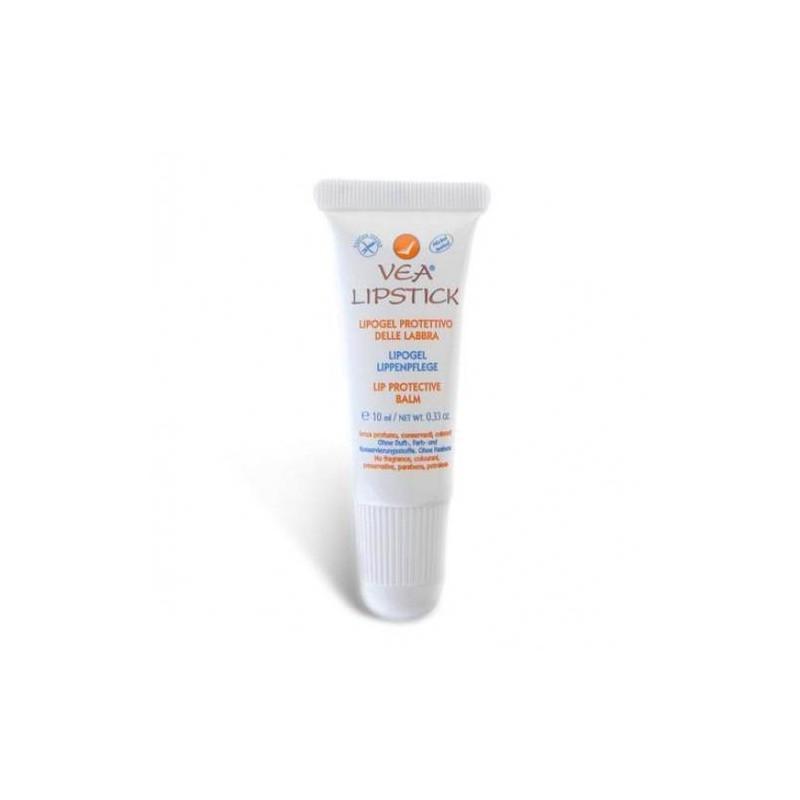 Vea Lipstick Lipogel Idratante Labbra Secche e Screpolate 10 ml