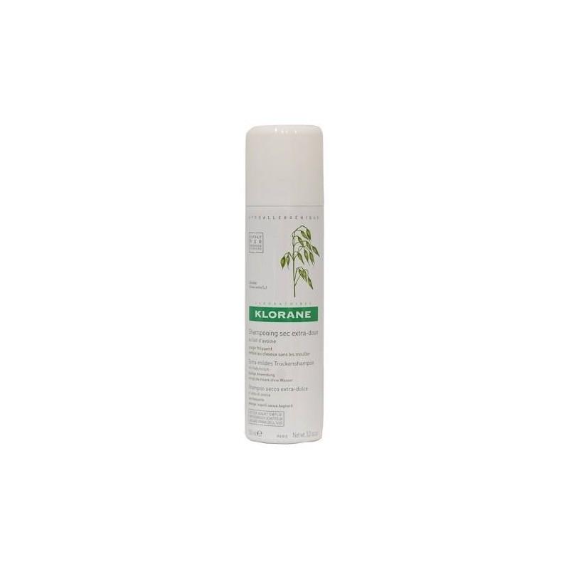 Klorane Latte Di Avena Shampoo Secco Extra Delicato 150 ml