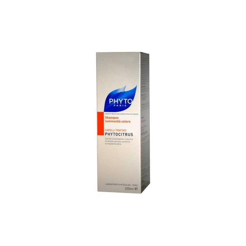 Phytocitrus Shampoo Illuminante Capelli Colorati 200 ml
