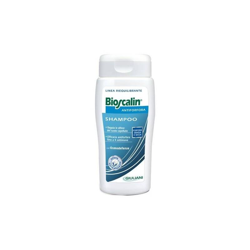 Bioscalin Shampoo Antiforfora Grassa e Secca 200 ml